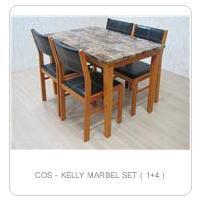 COS - KELLY MARBEL SET ( 1+4 )